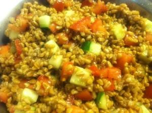 Farro Salad 1