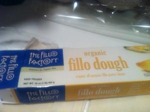 Vegan Fillo Dough