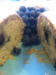 lemon blueberry cake 2