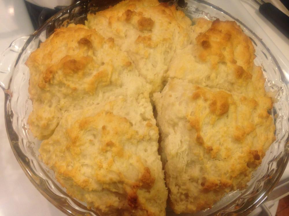 3 Ingredient Vegan Biscuits (3/5)