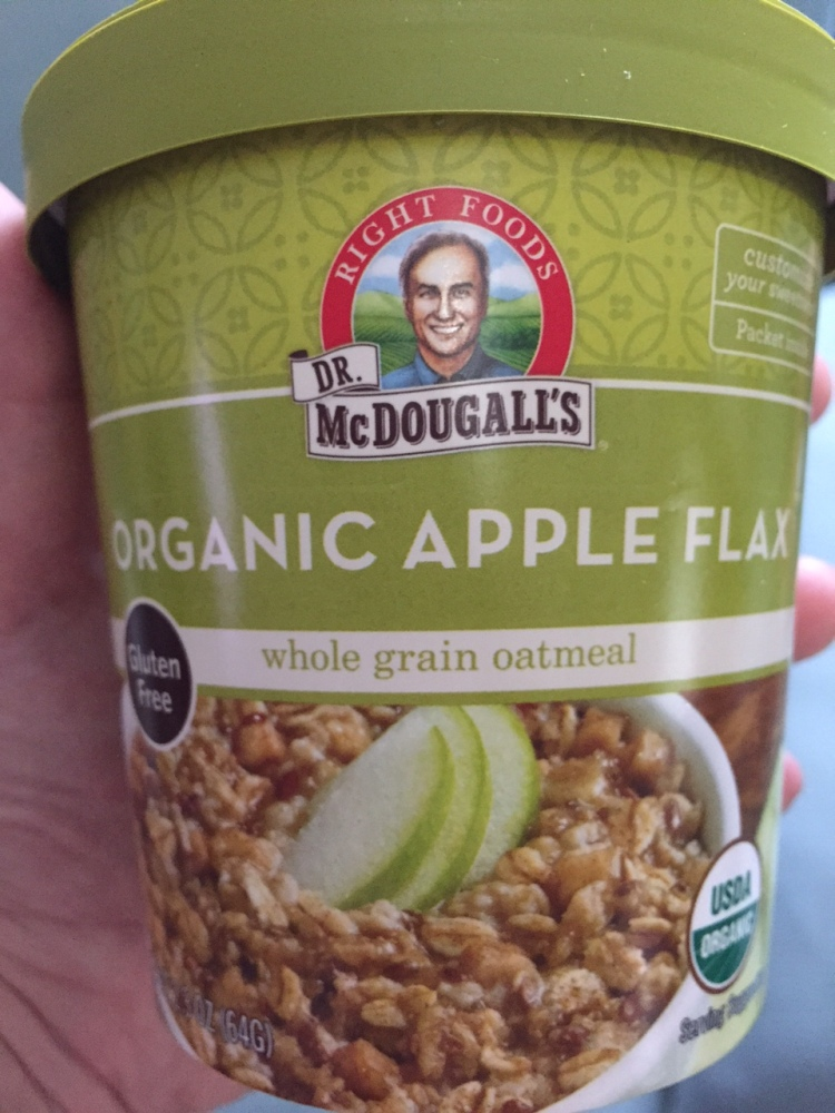 Dr. McDougall's Vegan Meal Plan: Day 1 (Just Breakfast and Lunch) (4/6)